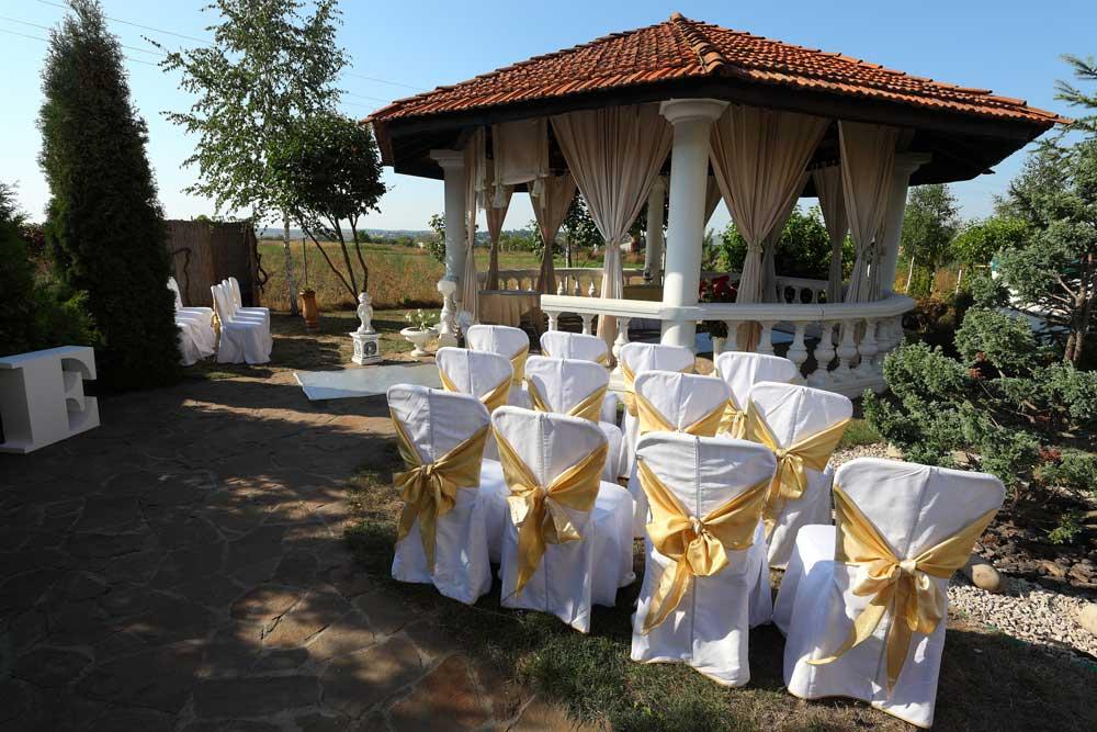 Место проведения свадебных церемоний