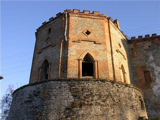 Крепость Меджибож